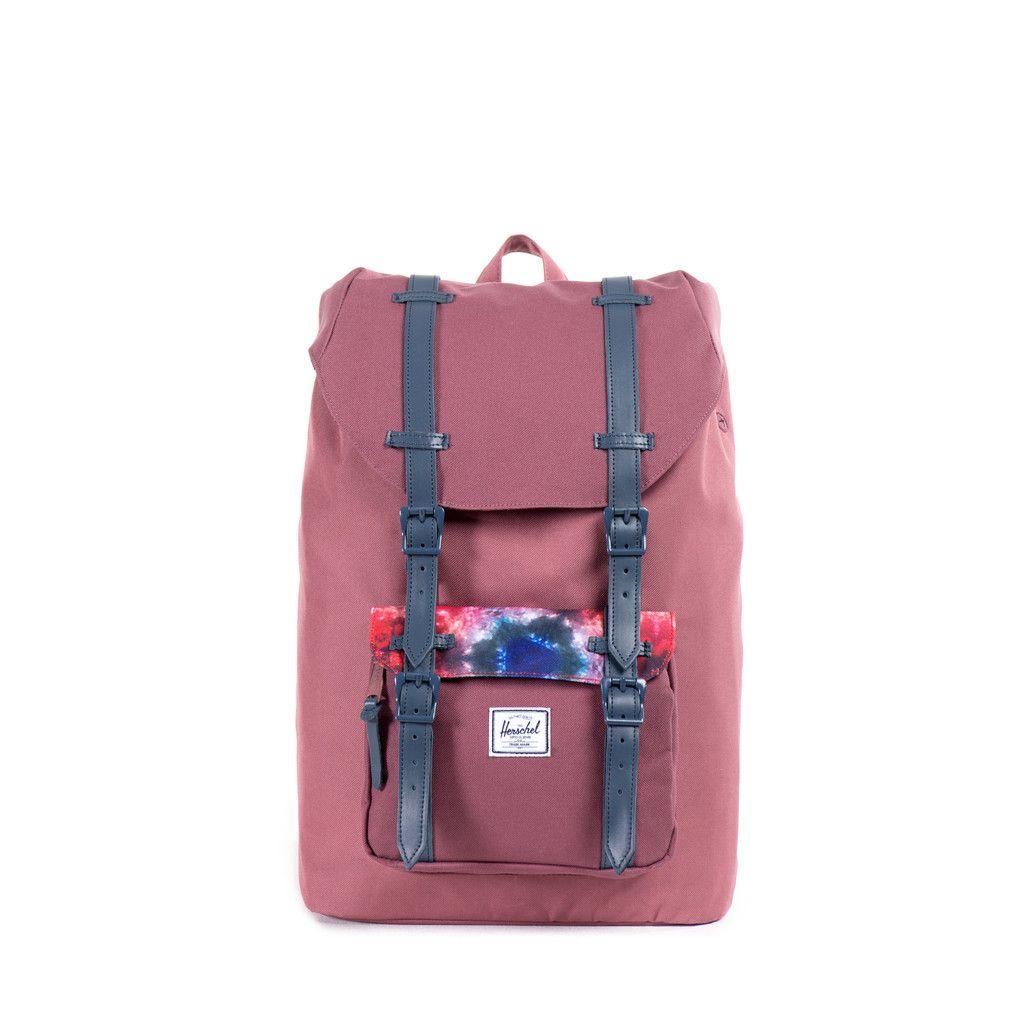 81e8997ccc4 Little America Backpack - Mid-Volume - Dusty Blush Kaleidoscope