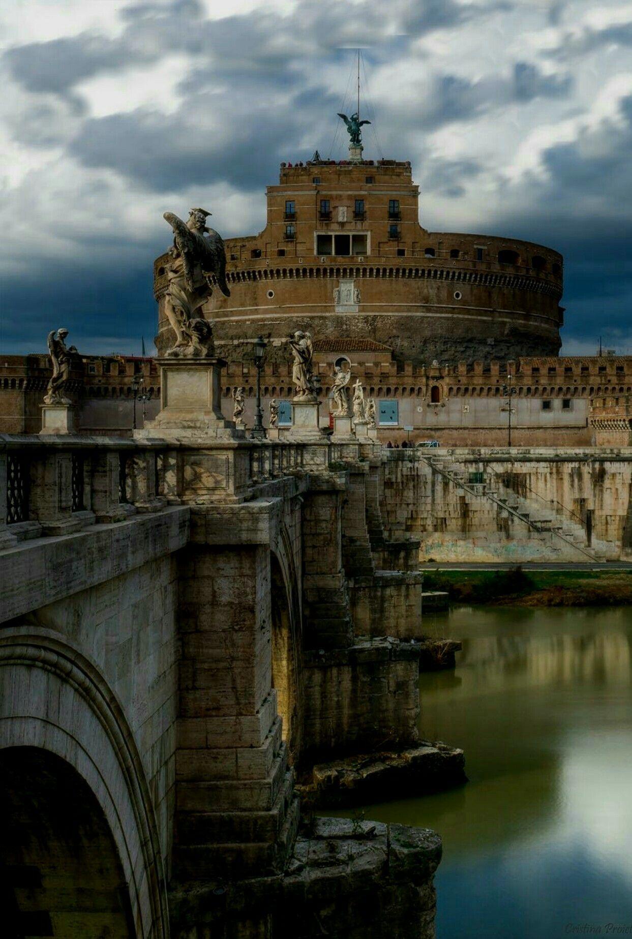 Castel Sant'angelo, Roma Castel sant'angelo, Photo, Photo l
