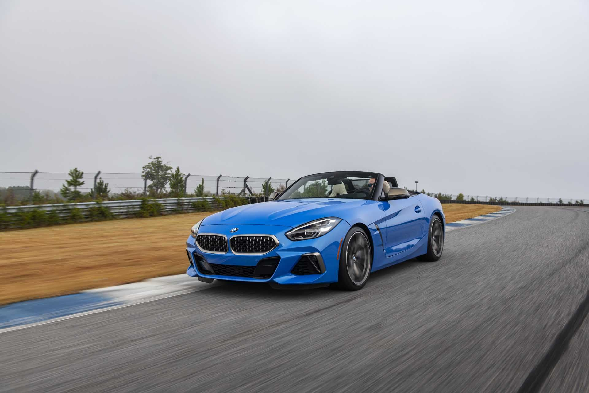 First Drive Review 2020 Bmw Z4 M40i Keeps The Sunday Drive Alive In 2020 Bmw Z4 Bmw First Drive