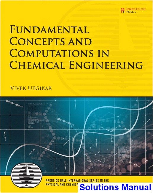 solutions manual for fundamental concepts and computations in rh pinterest com Aerospace Engineering Robotics Engineering