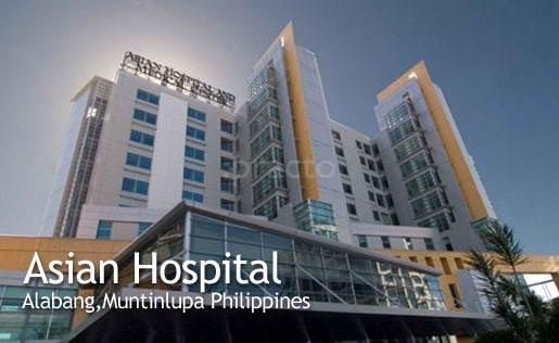 Asian medical center philippines