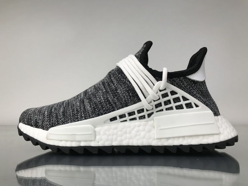 "39a3445fe1247 Adidas NMD Human Race Pharrell Williams ""Core Black"" AC7359 for Sale ..."