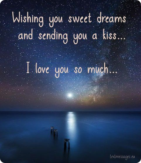 50 Good Night Messages For Her (Girlfriend Or Wife) With ...