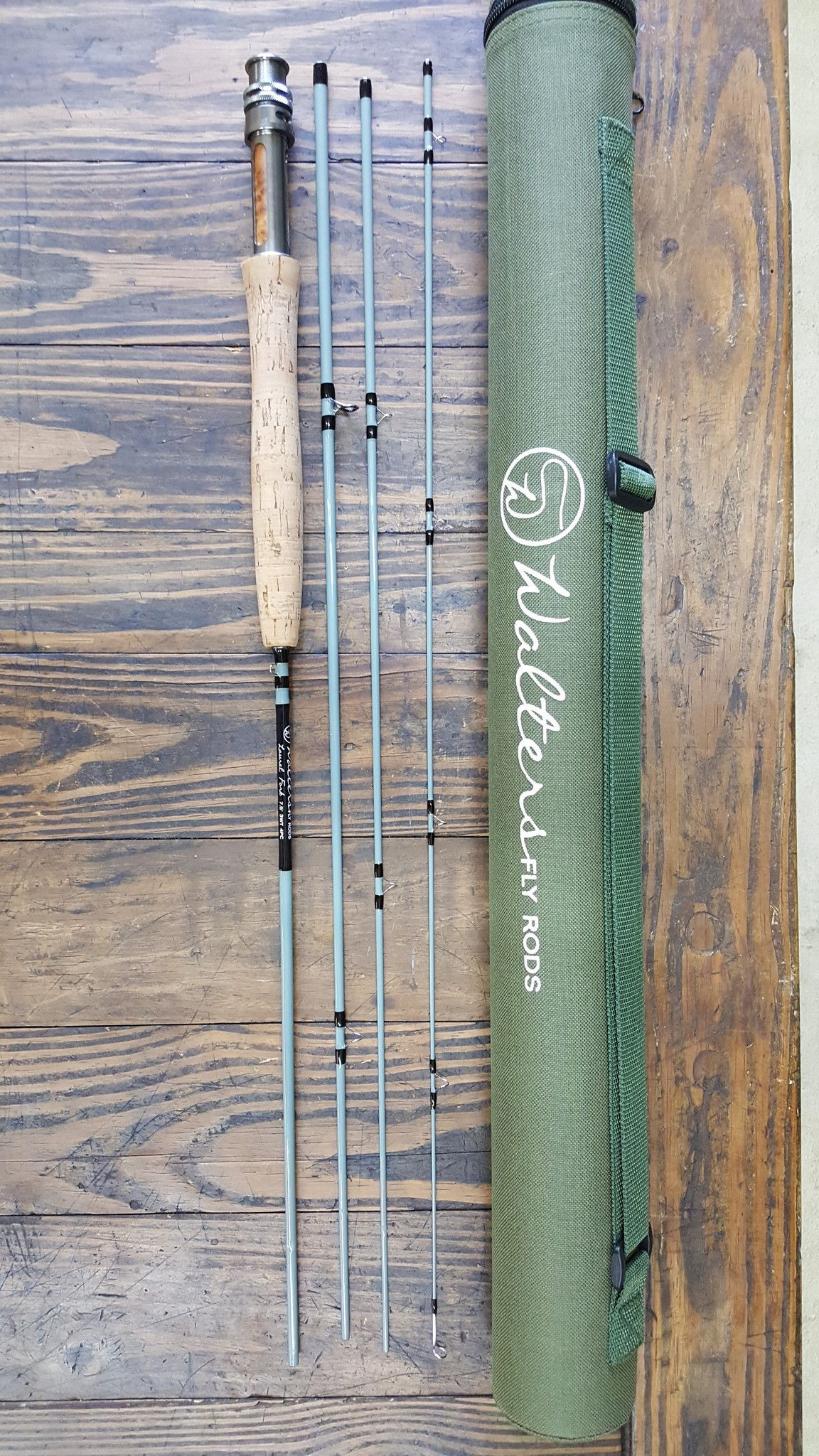 Walter S Fly Rod Laurel Fork 7 5ft 3 Weight Fly Rods Rod Fly Fishing