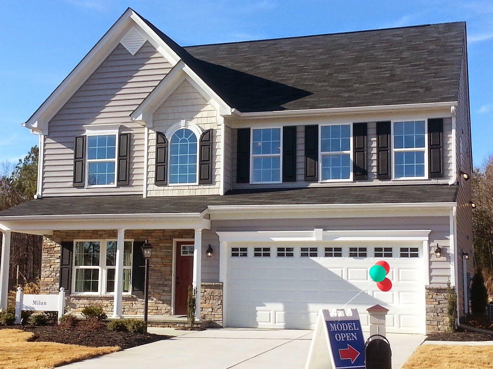 Building Our New Dream Ryan Home - Milan in Richmond, Virginia ...