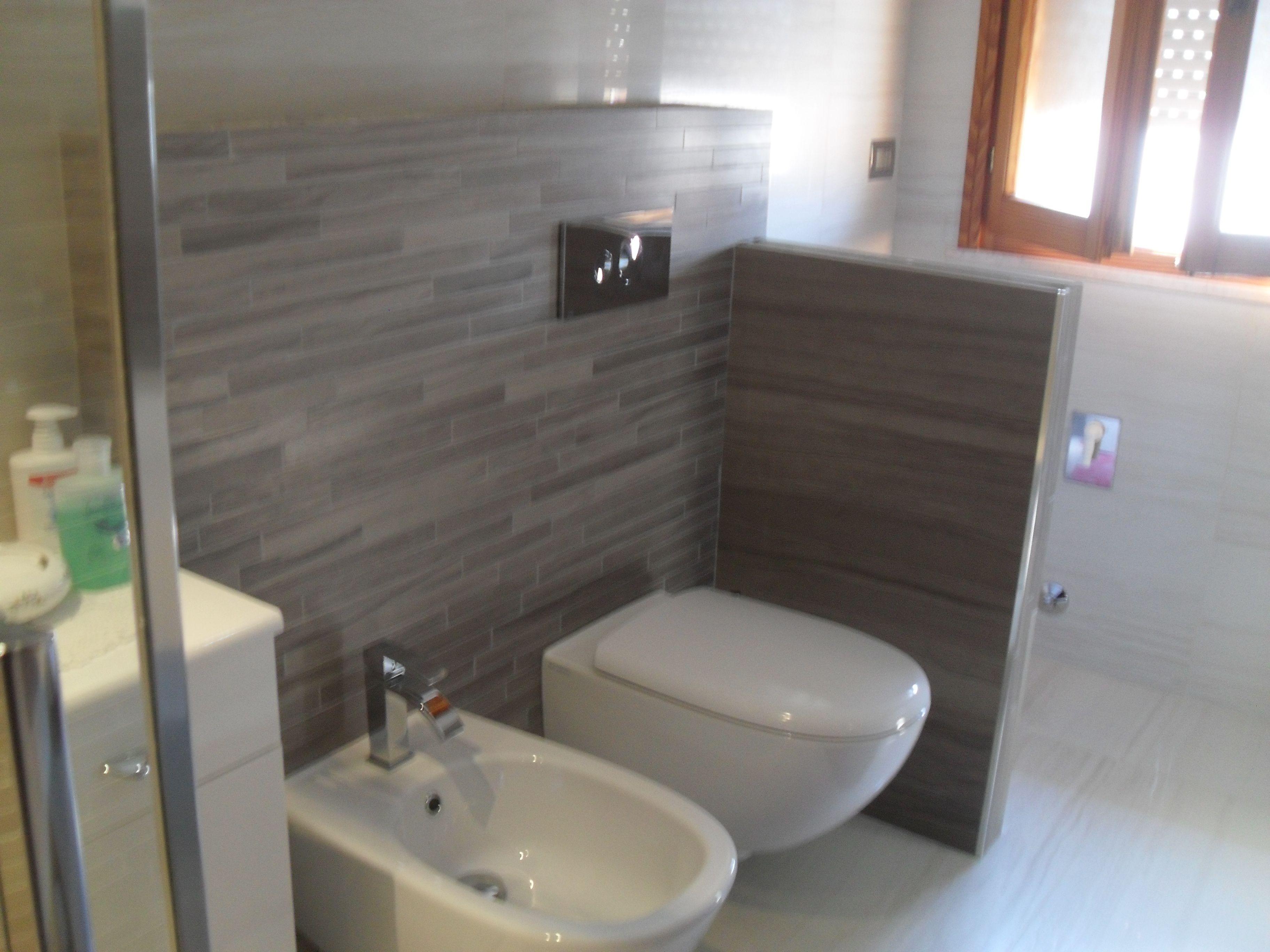 Finestra Bagno ~ Bagno muretti sanitari cerca con google bagno stretto e lungo