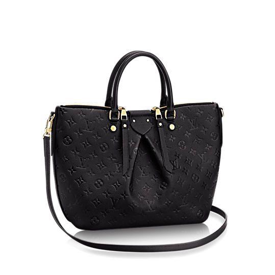 4a473eb0e680 Mazarine MM - Monogram Empreinte Leather - Handbags