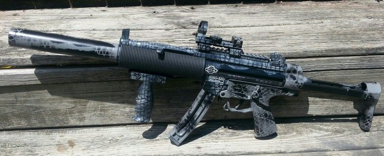 My new toy!! GSG 522 SD (paint project) | Things I love | Guns