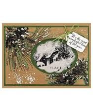 Image result for snowy postcard stampendous
