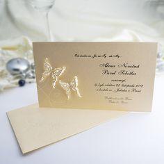 Svatební oznámení - G967
