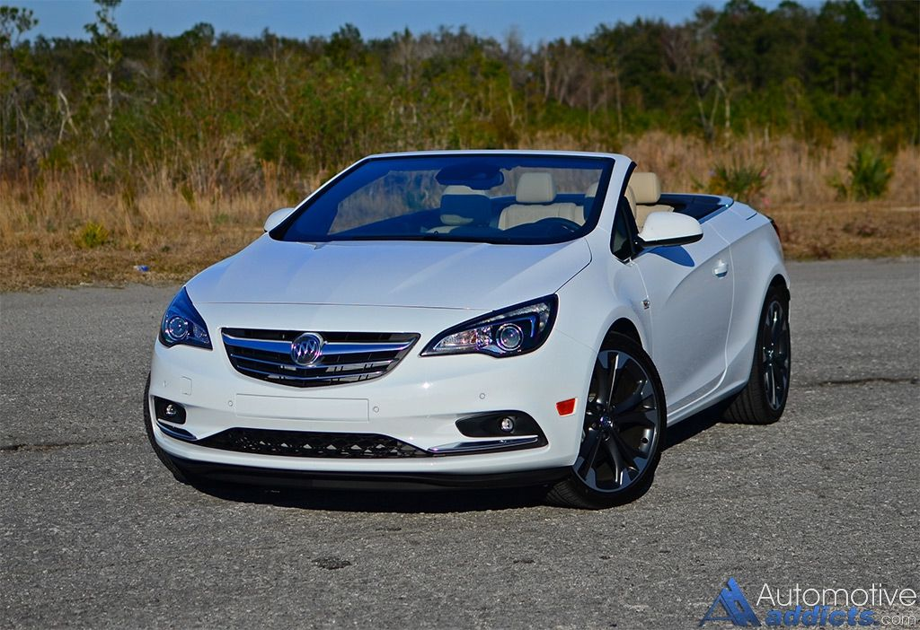 2016 Buick Cascada Premium That S A Drop Top Buick Buick Cascada Buick Driving Test