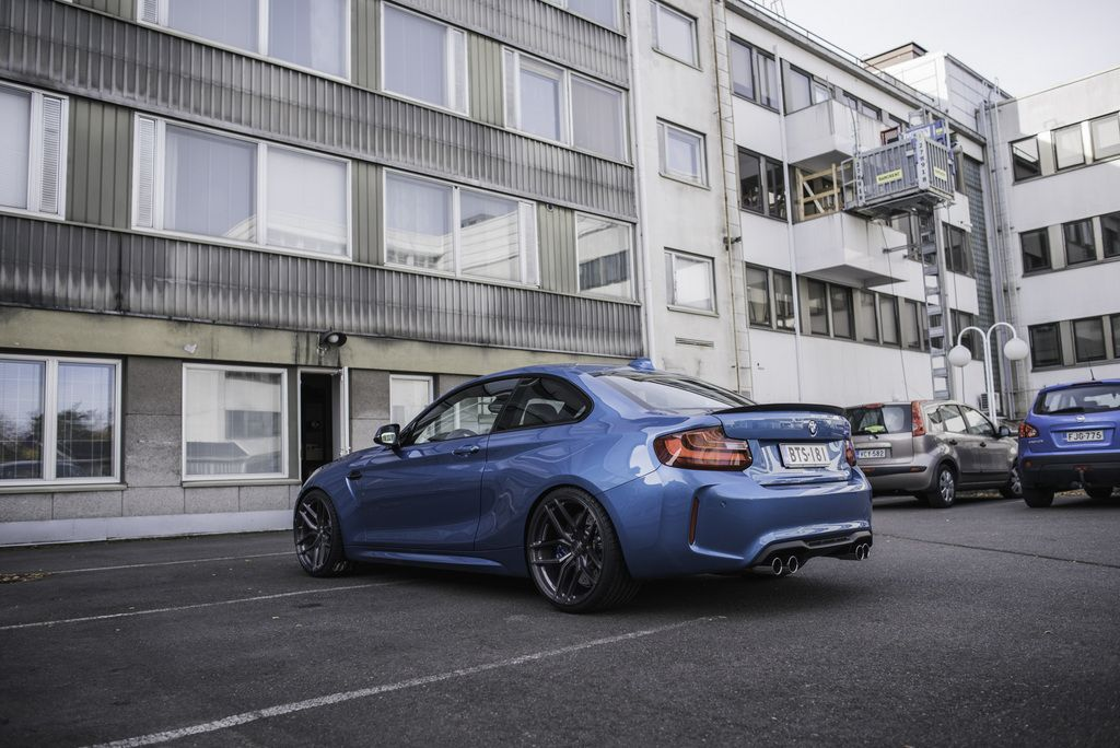 Official Long Beach Blue M2 Photos Thread Page 19 Bmw M2 Car Collection M Power