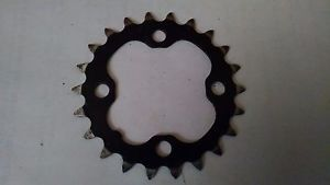 SHIMANO SG-X 22 TOOTH CHAINRING   M9 S-22 -- 22 tooth Small ring for a triple - $7.99 - http://www.carbonframebikes.com/us/SHIMANO-SG-X-M9.html