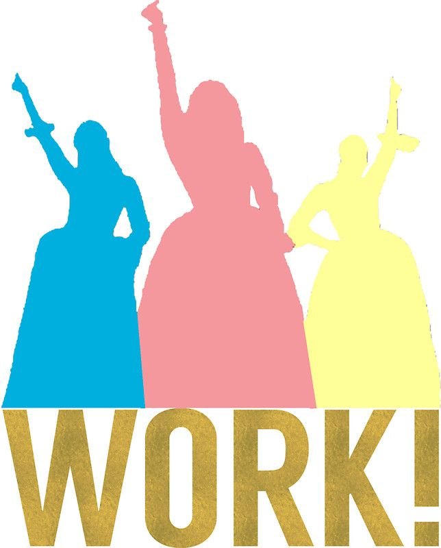 The Schuyler Sisters- Work!