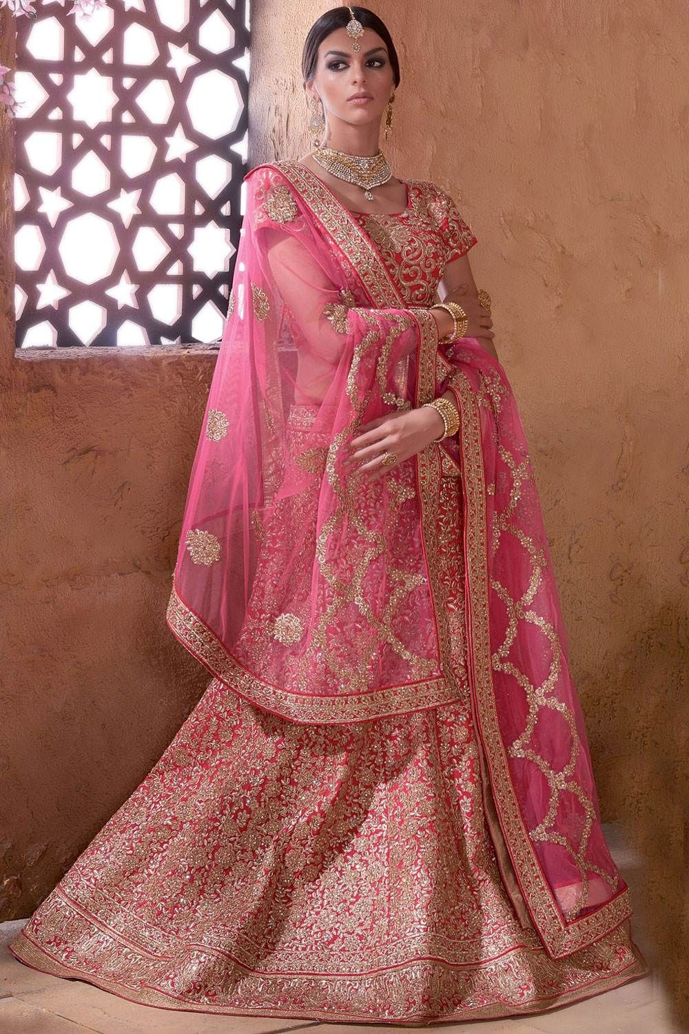 350637d782 Beautiful wedding Lehenga choli colletion for Marriage. Buy Indian wedding lehengas  choli with varieties of designs and collection for women at #www.