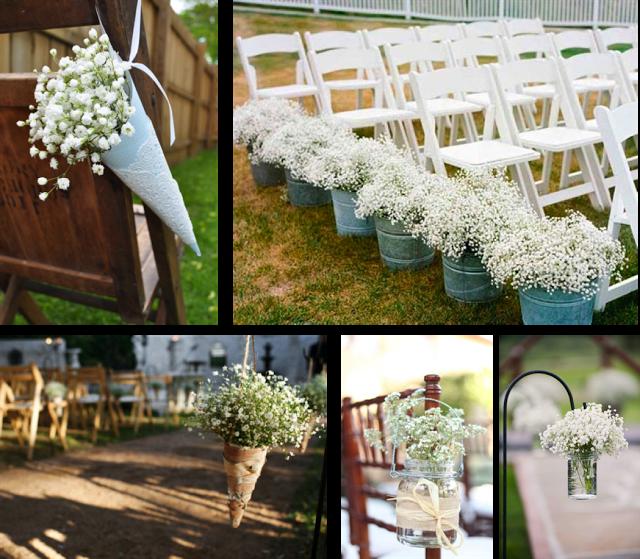 Ideas originales para decorar el camino hacia el altar en for Decoracion bodas originales