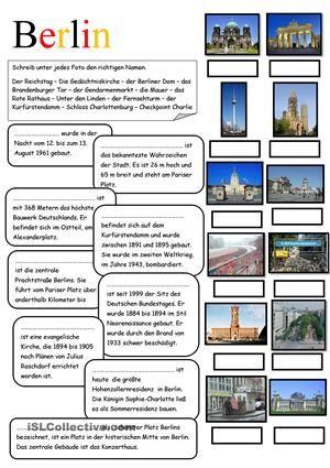Berlin Deutsch Deutsch Lernen Und Deutsche Grammatik