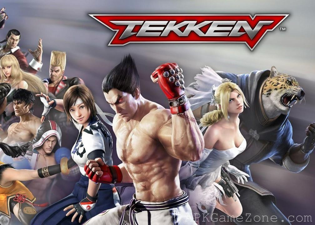 Tekken God Mod Download Apk Android Game Apps Android Games