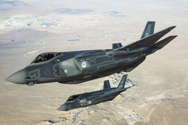 Vice President Joe Biden Says US Will Deliver New F 35