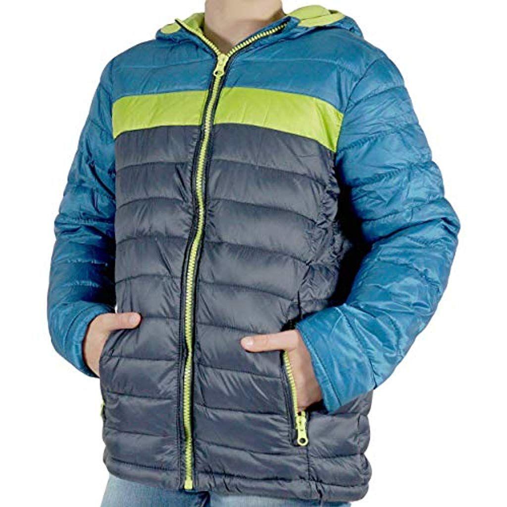 2020 Outlet-Store große Vielfalt Modelle unbrand Kinder Jungen leichte Steppjacke Jacke ...