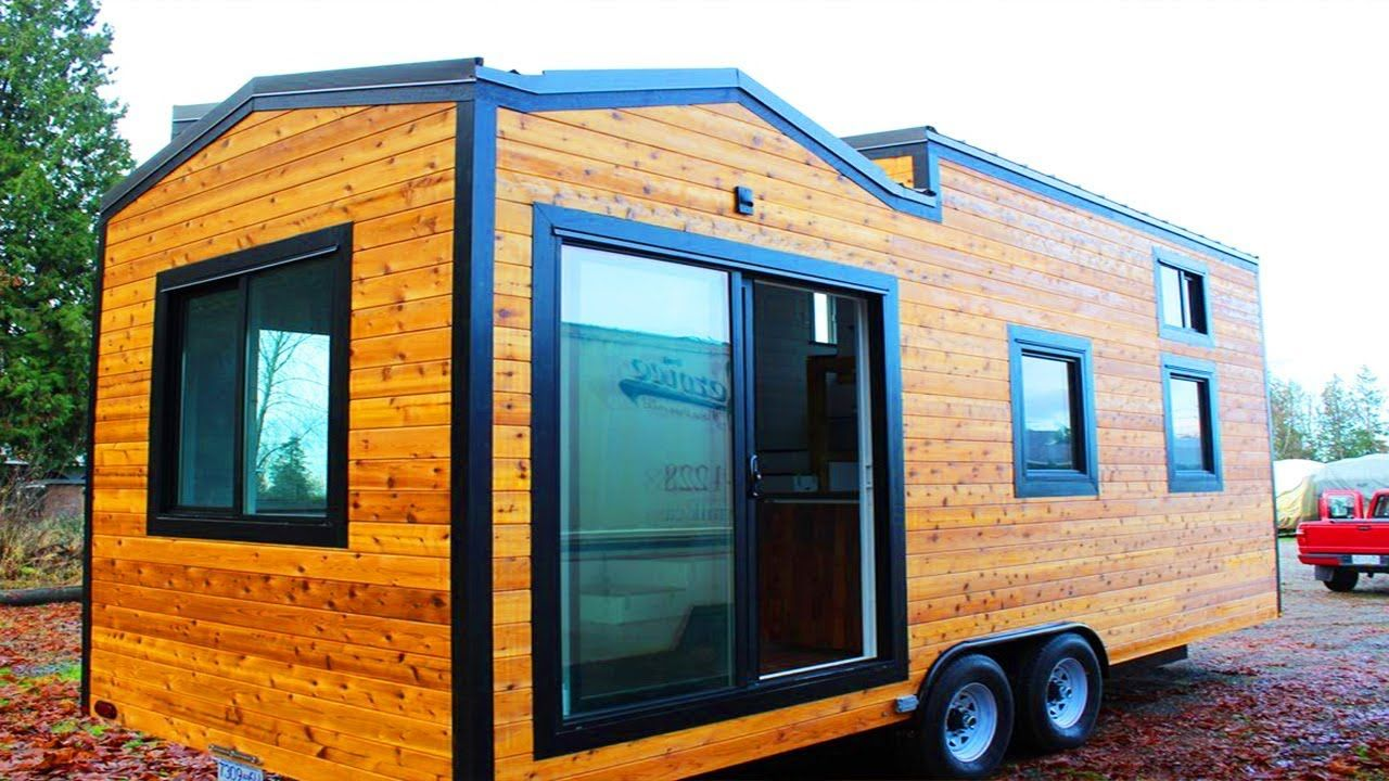 Tiny House On Wheels Brand New Tiny House For Sale Fave Tiny