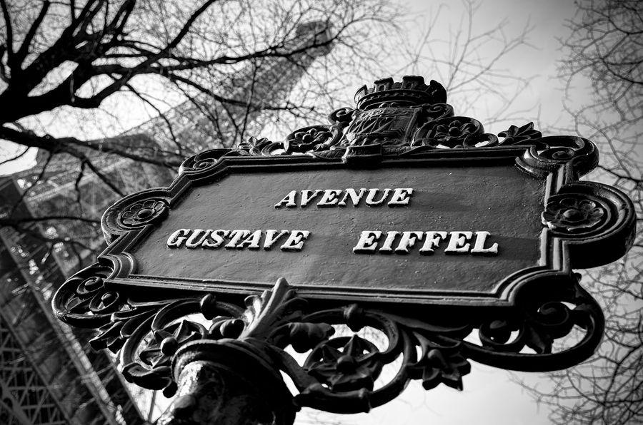 Gustave Eiffel by Francois Pheulpin, via 500px