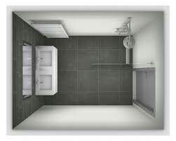 Badkamer ruimte