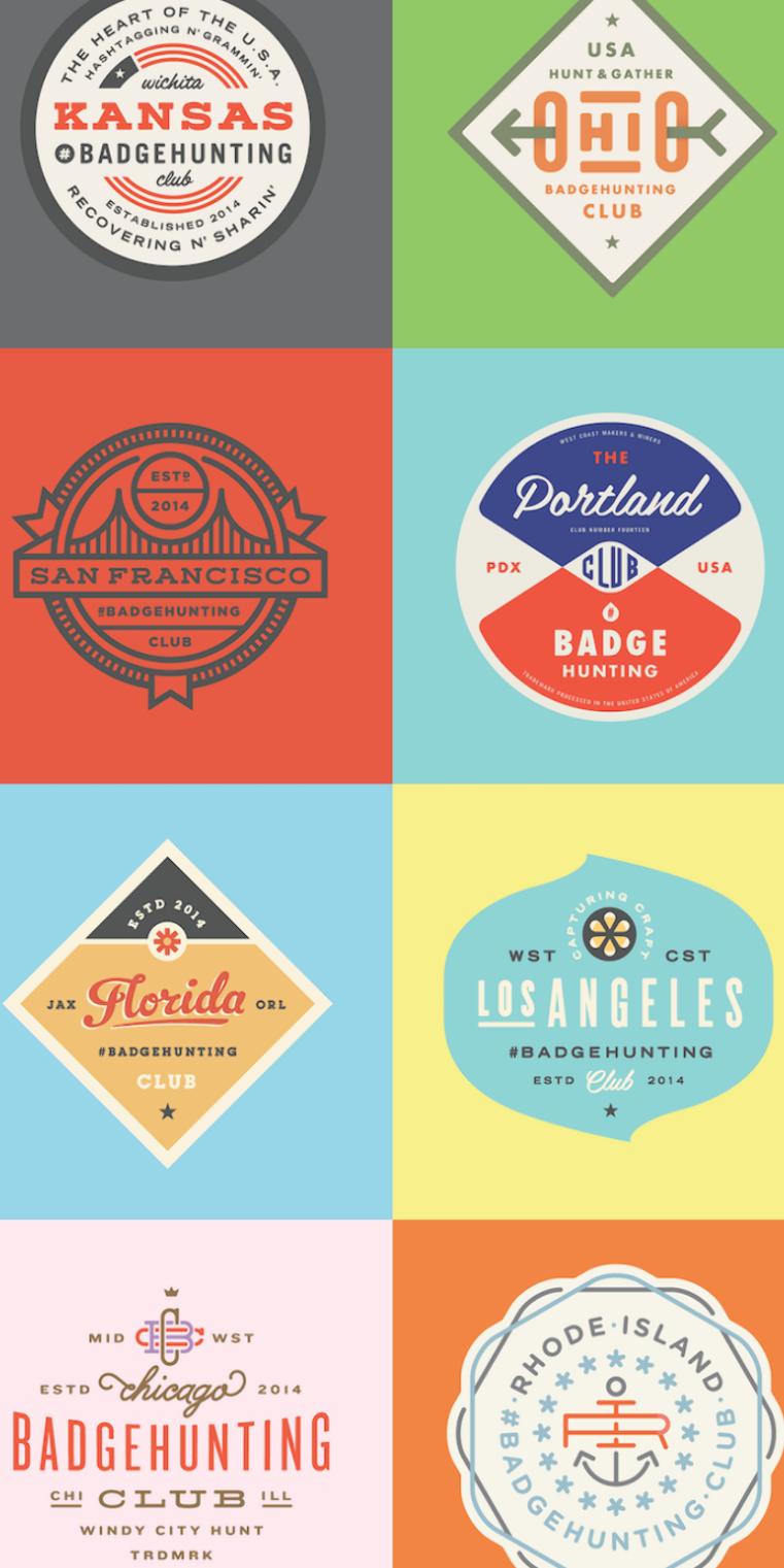 Retro Logos Badges Vintage Emblems 3 In 2020 Vintage Logo Design Retro Logo Design Vintage Graphic Design