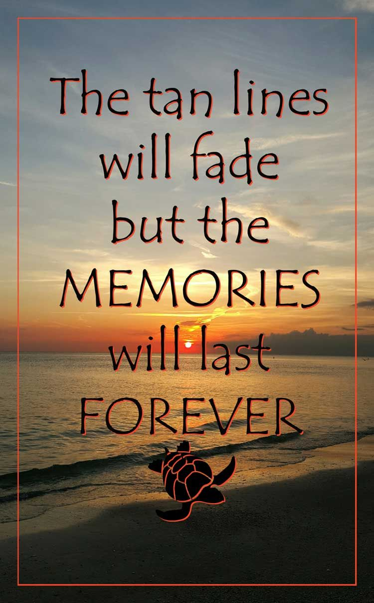 Memories Are Forever Beach Quote Waterfront Properties Blog Faded Quotes Beach Quotes Ocean Quotes