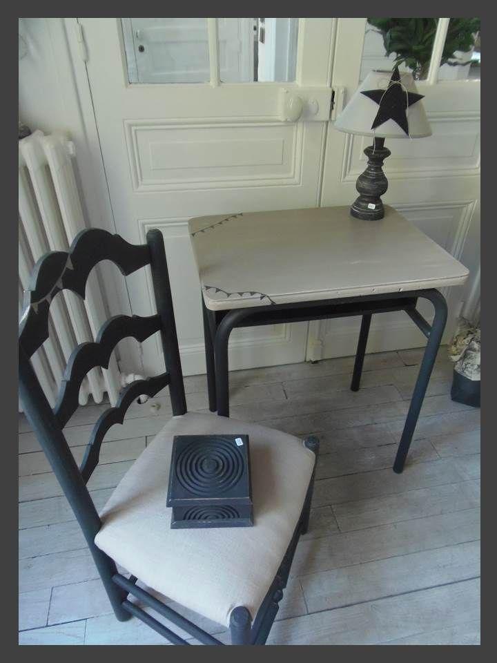 l 39 atelier des quatre saisons meubles peints et patin s. Black Bedroom Furniture Sets. Home Design Ideas