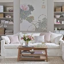 grey and pink living room - Google Search