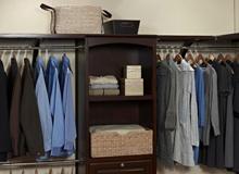 Delicieux Wood Closet Kits