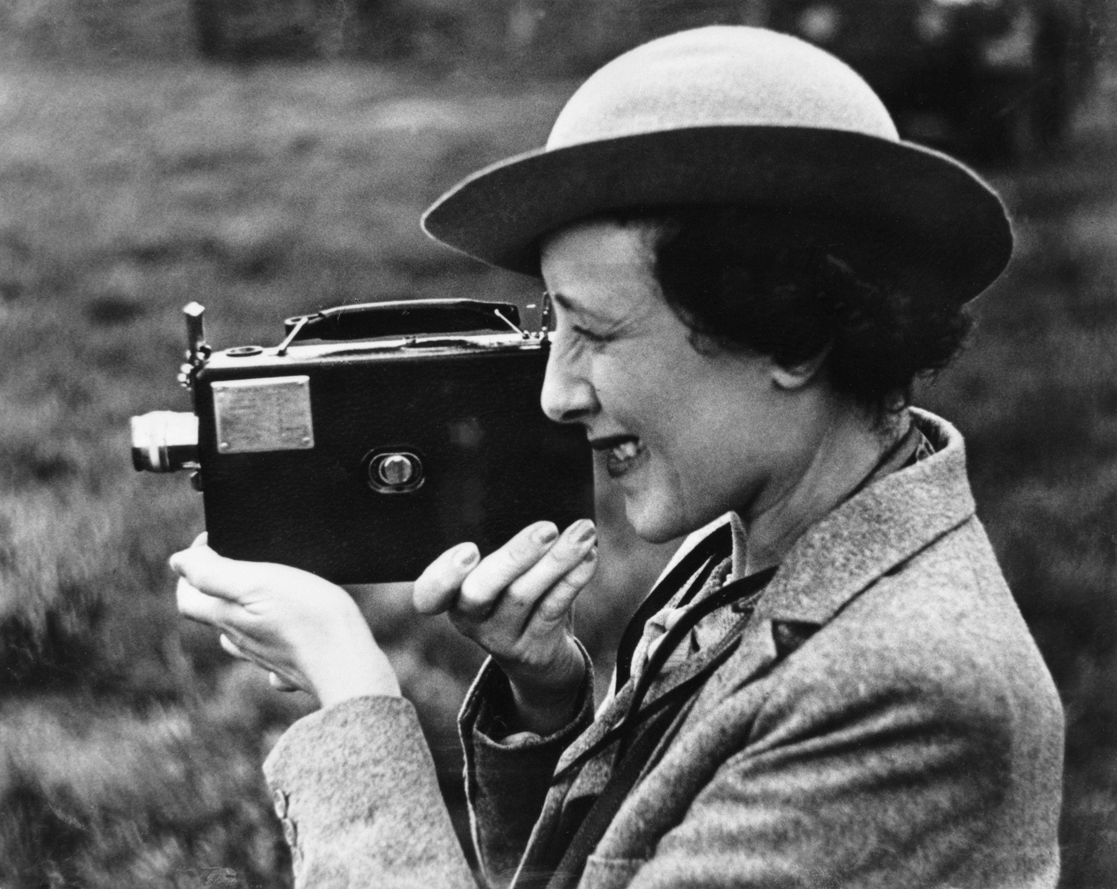 amateur film maker
