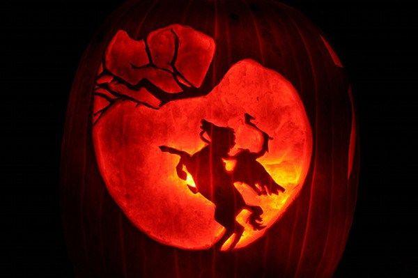 Incredible Literary Jack O Lanterns Pumpkin Carving Designs Creative Pumpkin Carving Pumpkin Carving