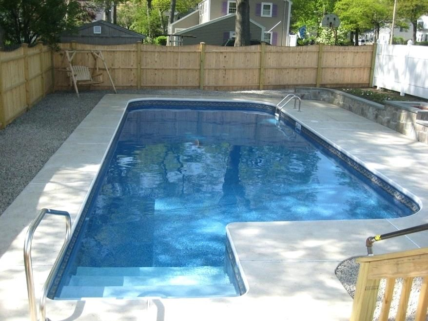 Backyard Pool Area Ideas