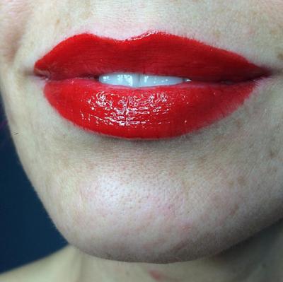 Red Velvet • Lip Caramel {liquid lipstick} Liquid