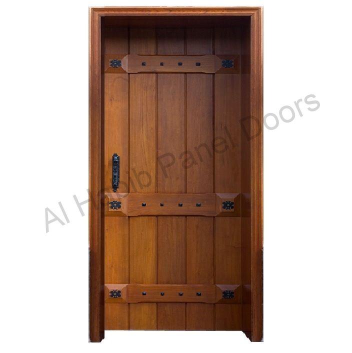 Diyar Solid Wood Door Hpd420 Solid Wood Doors Al Habib Panel