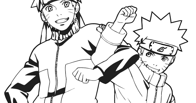31 Gambar Sketsa Tokoh Kartun Naruto 10 Gambar Mewarnai Naruto Untuk Anak Paud Dan Tk Download 10 Gambar Mewarnai Boruto Ter Sketsa Kartun Menggambar Sketsa