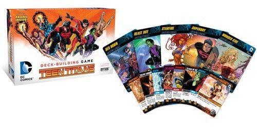 Card game teen titans