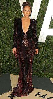 Jennifer Lopez Oscar Dress
