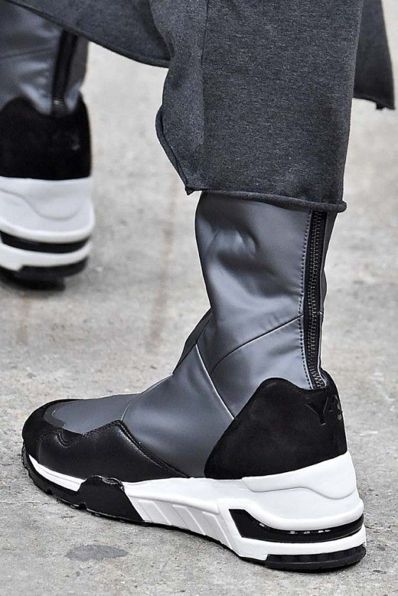 brand new 50a71 42fae Y-3 A W  16 Footwear Collection via ConceptKicksMore sneakers here.