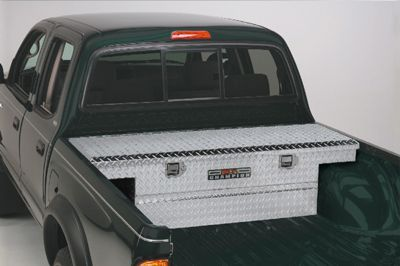 Toolbox For Small Pickup Aluminum Chest 4 Door Trucks Style Truck Tool