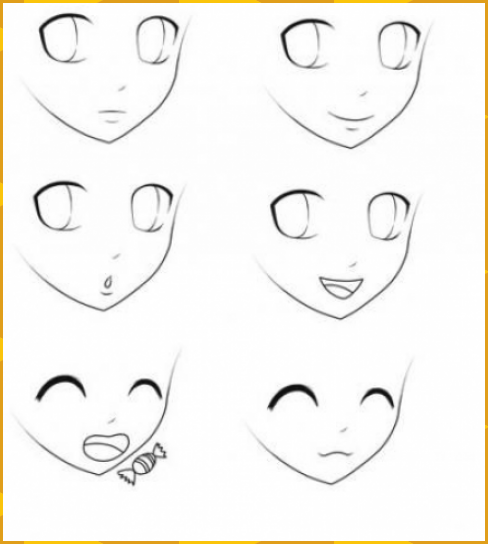 64 Super Ideas Drawing Lips For Beginners Step By Step Anime Eyes Drawing In 2020 Drawing Anime Bodies Anime Drawings Manga Drawing