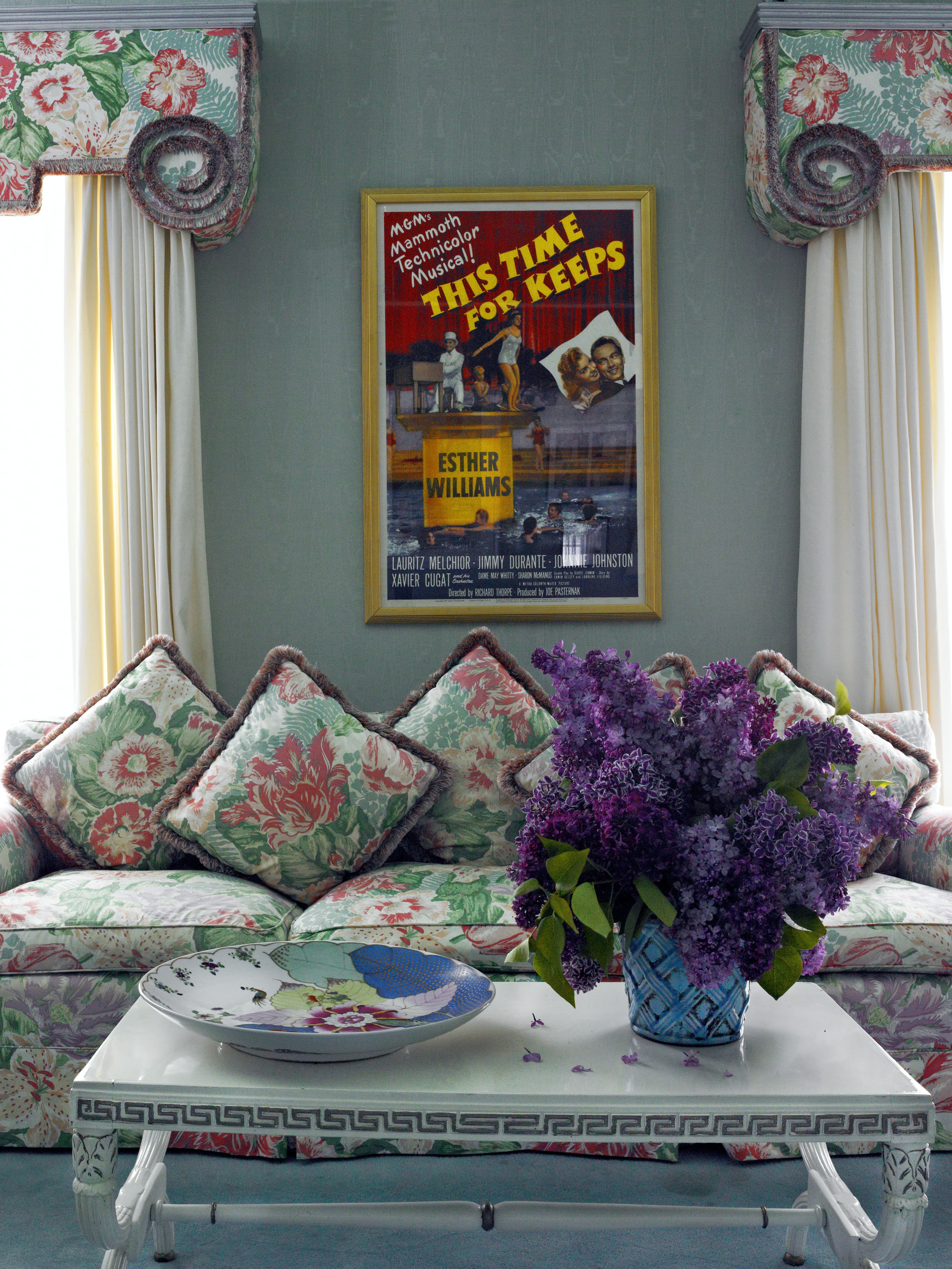 Esther Williams Suite, Grand Hotel, Mackinac Island, MI