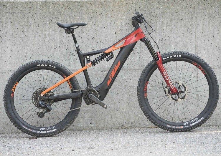 Ktm Macina Prowler 2020 Bicycle Ebike Bike