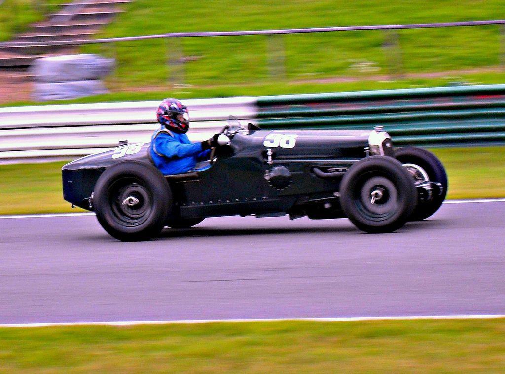 1935 Wolseley Hornet Special Racerbil