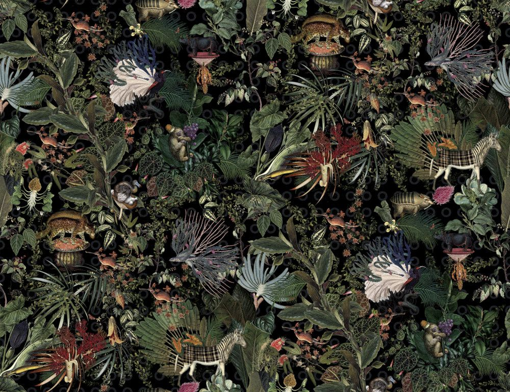 Architecture And Design Ideas Industry News Moooi Milan Design Week Wall Coverings