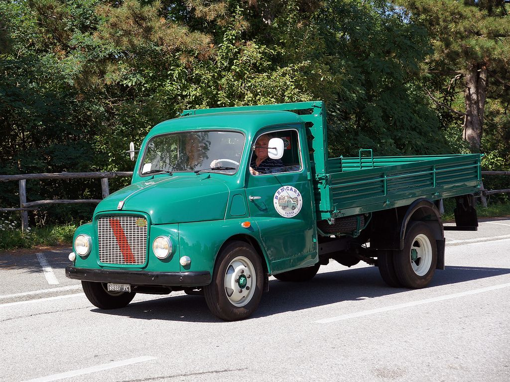 Fiat 615 (Maurizio Boi) Tags: old italy classic truck vintage fiat ...