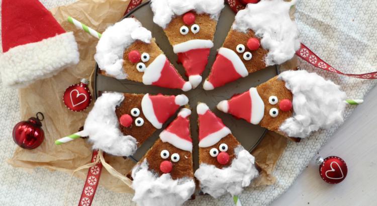 rezept weihnachtsmannkuchen backen zum nikolaus