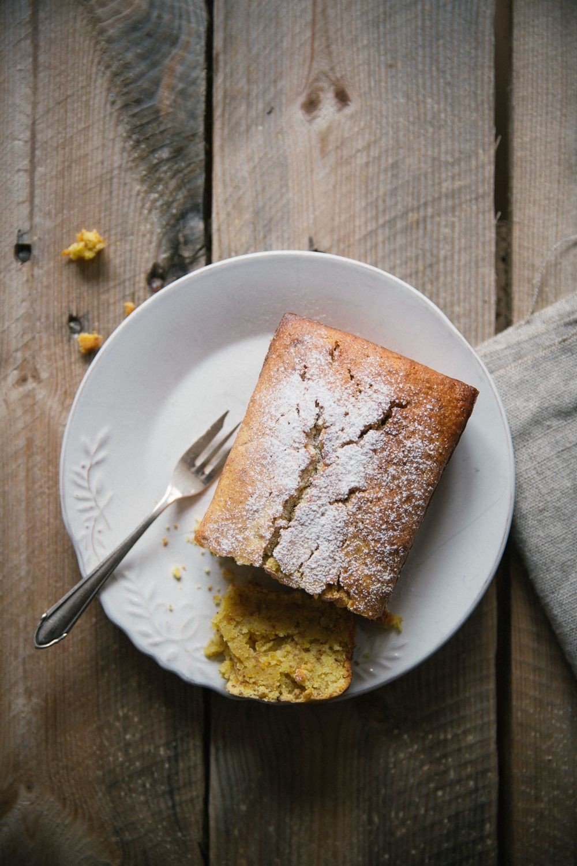 Orange, Spelt and Almond Cake / vegan — helena la petite